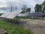 Деражня, станция с сменным углом, 37kBт, панели: Ja Solar 340 mono, инвентор: Huawei 33KTL
