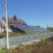 Солнечная станция, 33 kВт Лысогорка
